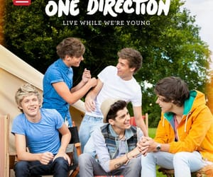 boy band, 1d, and niall horan image