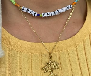 accessories, aesthetic, and free palestine image