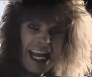 gif, Ozzy Osbourne, and lita ford image