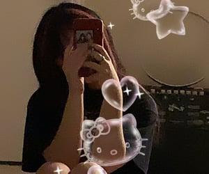 aesthetic, alternative, and grunge girl image
