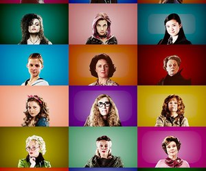 the women of harry potter image