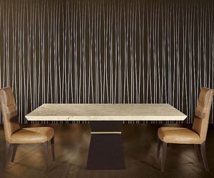 marble dining table, stone international, and round marble dining table image