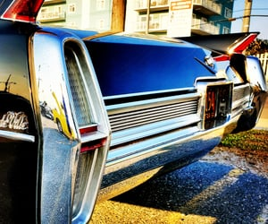 caddy, cadillac, and car show image