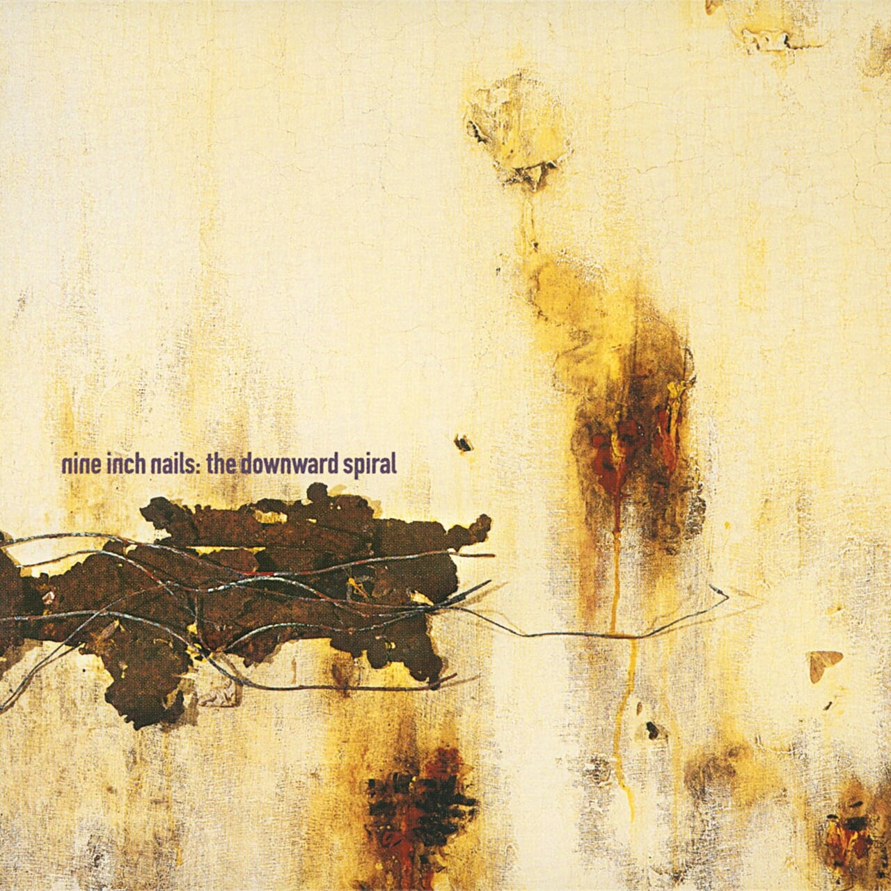 90s, Nine Inch Nails, and rock image