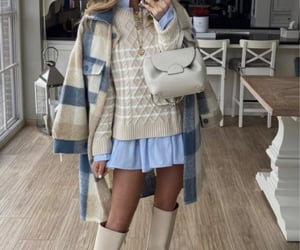 Burberry, fashion, and look image