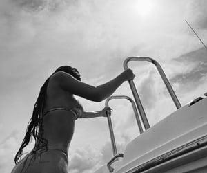 bikini, Hot, and hourglass image