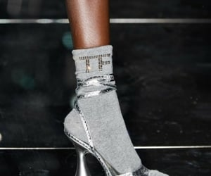 fashion, platform, and runway image