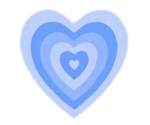 blue heart pic i edited the outer layers out of to make into a png