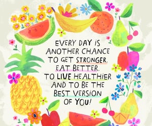 fitness, happy, and healthy image