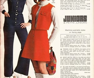 1970s, 70s, and denim image