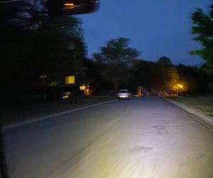 aesthetic, blurry, and neighborhood image
