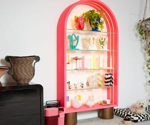 boutique, design, and colorful image