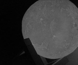 black, lune, and moon image