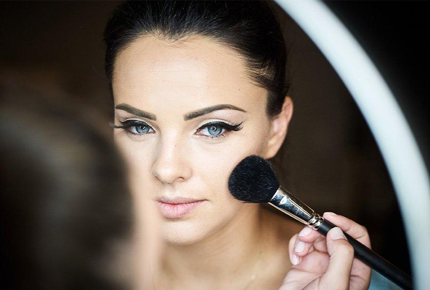 article and magic، makeup، brush، image