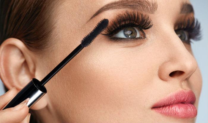 article, mascara, and makeup image