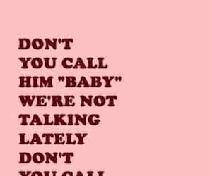cherry, Lyrics, and fine line image