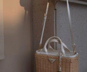 bag, luxury, and Prada image