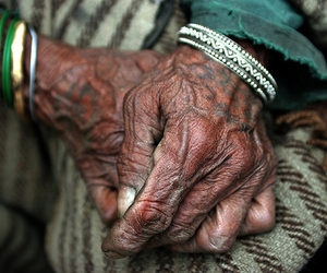 bracelets, culture, and hands image