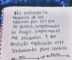 quotes, amor, and frases image