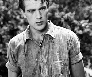actor, belleza, and gary cooper image