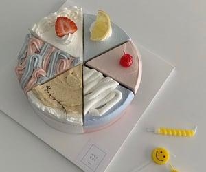 aesthetic, bakery, and birthday image