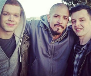 shameless, ian gallagher, and cameron monaghan image