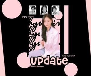 kpop edits, hyunjin, and loona image