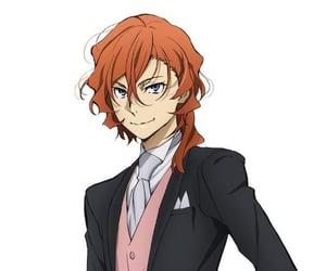 anime, chuuya, and chuuya icons image