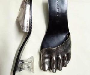 art, feed, and heels image