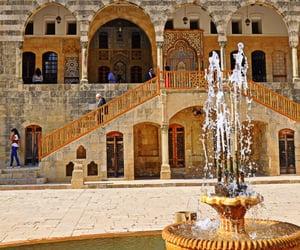 architecture, asia, and lebanon image