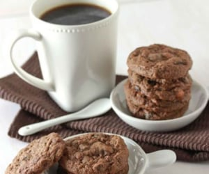 biscuits, chocolate, and بسكويت image