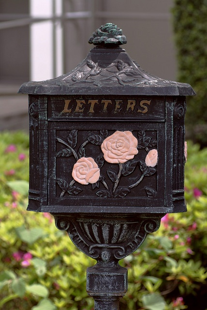 article, happy mail, and letters image