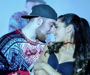 music, yours, and arianagrande image