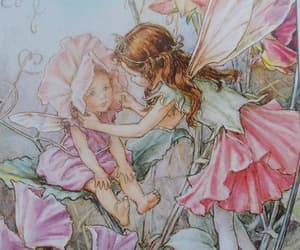 fairy and flower fairies image