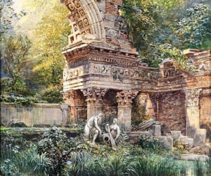 academia, art, and ancient rome image