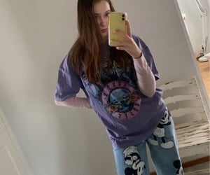 iphone, ootd, and outfit image