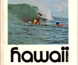 50s, hawaii, and poster image