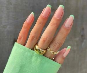 fashion, jewelry, and nails art image