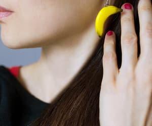 etsy, ear candy, and dangle earrings image