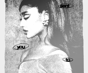 ariana, ariana grande, and positions image