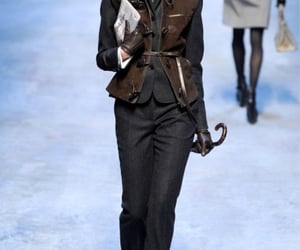 androgynous, fashion, and hermes image