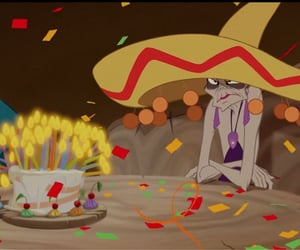 birthday, cartoon, and disney image
