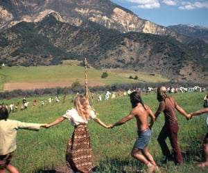 70s, hippie, and hipster image