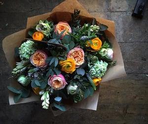 bouquet, flower, and decor image
