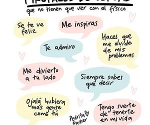feliz, vida, and frases español image