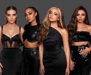 confetti, perrie edwards, and leigh ann pinnock image