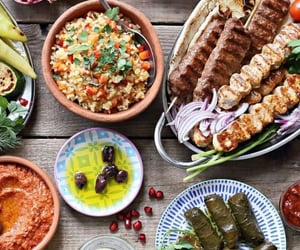 food, persian, and delicious image
