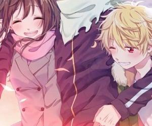 hiyori iki, yukine, and yato image