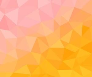designs, geometric, and orange image