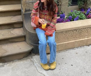 everyday look, winter wear, and autumn fall style image
